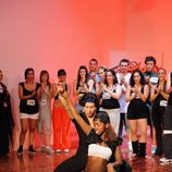 Prueba de baile en el casting de 'Fama 3'