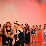 Baile en el casting de 'Fama 3'