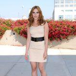 Scarlett Johansson en el Comic Con 2009