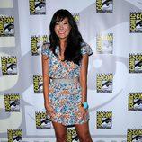 Lindsay Price en la Comic Con 2009