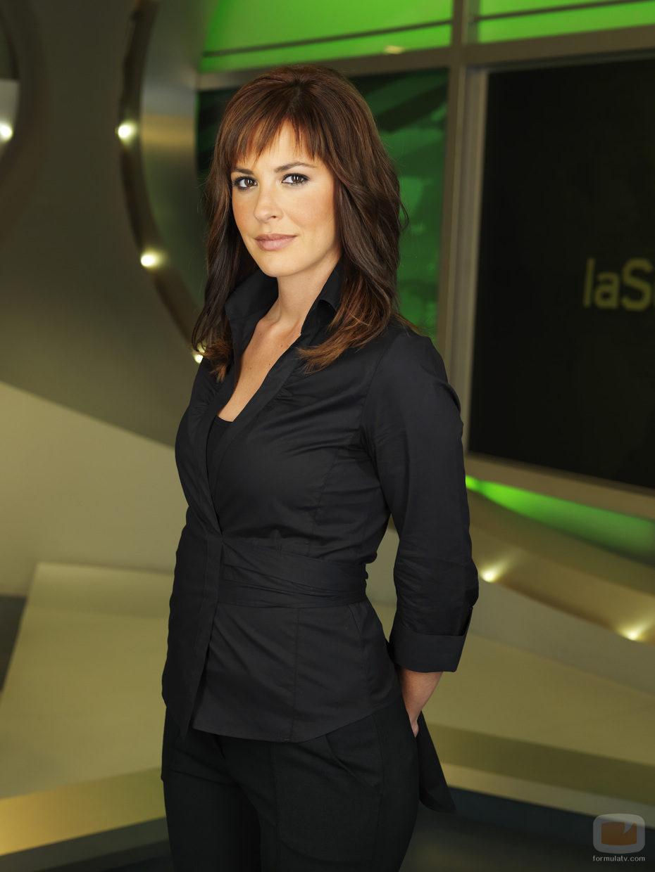 Mamen Mendizábal, presentadora de 'laSexta Noticias 20h'