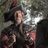 Jeremy Crutchley en la serie 'Crusoe'