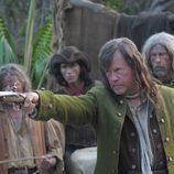 """'Crusoe', basada en el libro """"Las aventuras de Robinson Crusoe"""""""