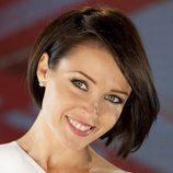 Dannii Minogue promociona 'The X Factor'