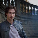 Ian Somerhalder es Damon en la ficción 'The Vampire Diaries' de la CW