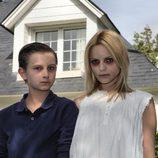 Cameron Antrobus y Carolina Bona