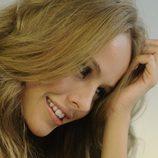 Esmeralda Moya en una sesión de fotos para Antena 3