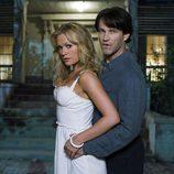 Anna Paquin y Stephen Moyer en 'True Blood'