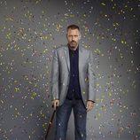 Hugh Laurie es el protagonista de la sexta temporada de 'House'