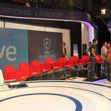 La Liga de Campeones en TVE