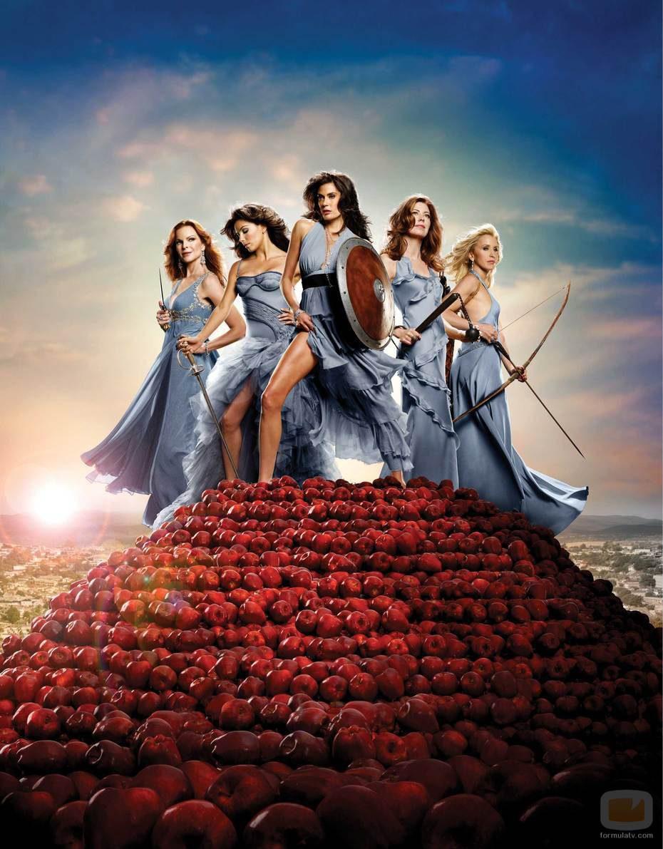 Sexta temporada de 'Mujeres desesperadas'