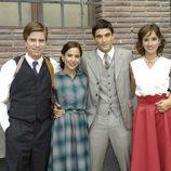 El reparto de la quinta temporada de 'Amar'