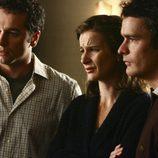 Los hermanos Walker, tristes en 'Cinco hermanos'