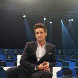 El modelo Aitor Trigos en el programa de Antena 3 'Si yo fuera tú'