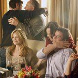 La familia Walker se abraza en 'Cinco hermanos'