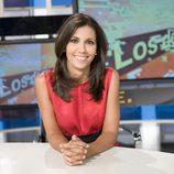 Ana Pastor, presentadora de 'Los desayunos de TVE'
