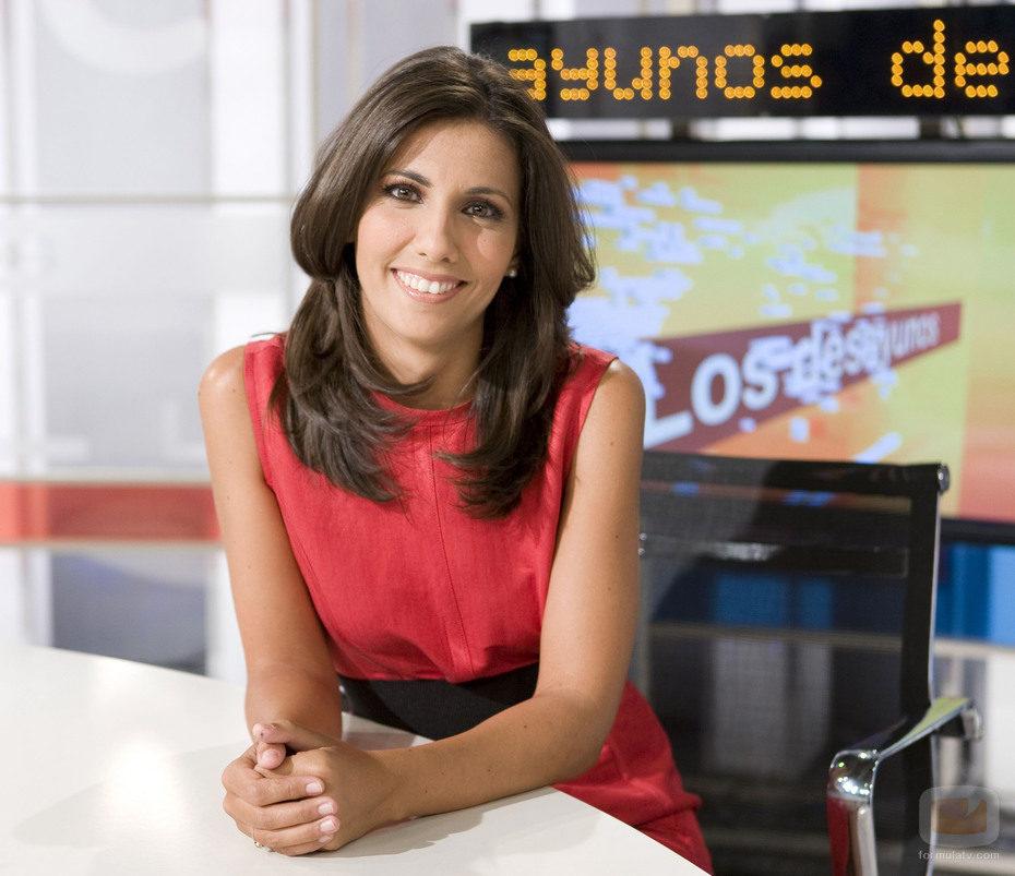Ana Pastor en 'Los desayunos'