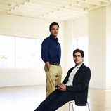 Matthew Bomer y Tim DeKay