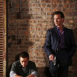 Patrick Swayze y Travis Fimmel en en su serie