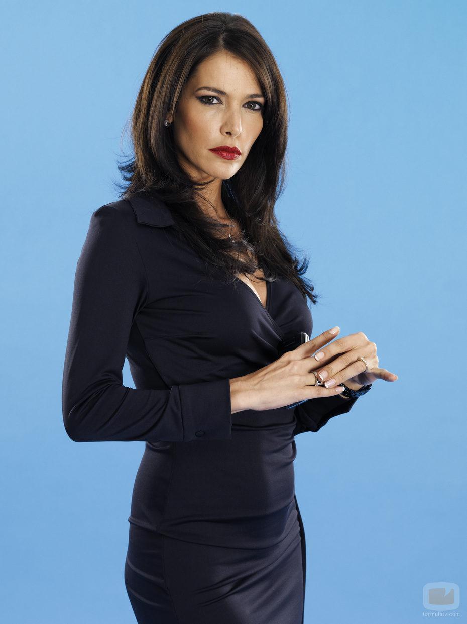 Marta García en su serie