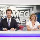 Miguel Barberá y Bea Segura en 'Los exitosos Pells'