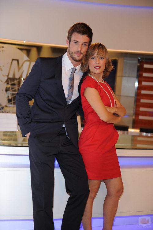 Miguel Barberá y Beatriz Segura