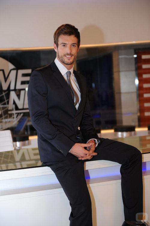 El actor Miguel Barberá
