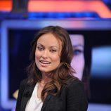 Olivia Wilde en 'El hormiguero' (Antena 3)