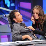 Olivia Wilde en el programa de Antena 3