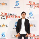 El actor Antonio Velázquez de 'STNHP'