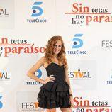 María Castro en la première de 'STNHP'
