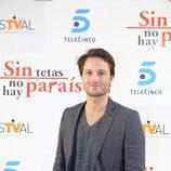 Fernando Andina en la première de 'STNHP'
