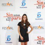 Amaia Salamanca en el estreno de 'STNHP'