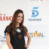 Amaia Salamanca en la première de 'STNHP'