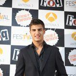 Maxi Iglesias (Cabano) en la première de 'FoQ' (A3)