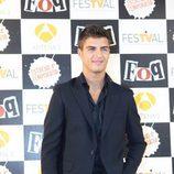 Maxi Iglesias en la première de 'FoQ'