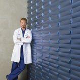 Eric Dane en la serie 'Anatomía de Grey'