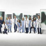Reparto de la sexta temporada de 'Anatomía de Grey'