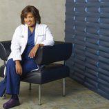 Chandra Wilson en la sexta temporada de 'Anatomía de Grey'