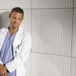 El actor Justin Chambers