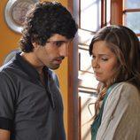 Tamar Novas y Natalia Sánchez en 'La ira'