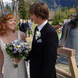 Un hermoso día para una boda abstemia