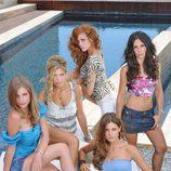 Las chicas de 'Sin tetas no hay paraíso'