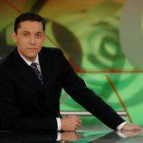Javier Ruiz, presentador de 'Noticias Cuatro 1'