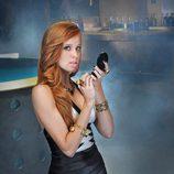 María Castro (Jessica) en la promo de la tercera temporada de 'Sin tetas no hay paraíso'