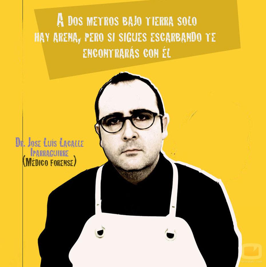 Carlos Areces en 'Fibrilando'