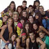 Concursantes de 'Fama ¡a bailar!'