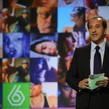 José Miguel Contreras presenta la programación 2009/2010 de laSexta