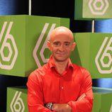 Antonio Lobato en la presentación de temporada de laSexta