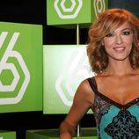 Cristina Urgel en la presentación de la programación de laSexta